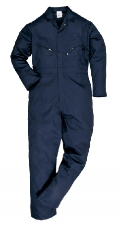 Liverpool-Zip Coverall