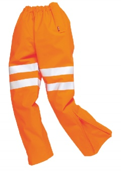 GORE-TEX High Visibility Trouser (Orange)