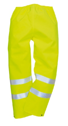 GORE-TEX High Visibility Trouser (Yellow)