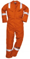 Coverall made from Nomex Comfort