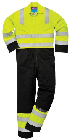 Hi Vis MODAFLAME Coverall