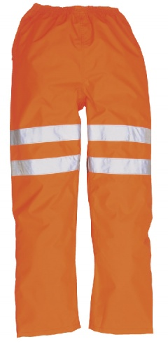 Hi-Vis Traffic Trousers, GO/RT