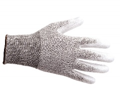 Cut 3 PU Palm Glove