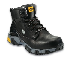 JCB Black Waterproof Boot
