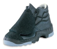Black Metatarsal Boot Steel Midsole