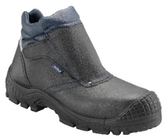 Black Welding Boot, S3, Steel Midsole
