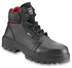 NEW ELECTRICAL	Black boot, PU/Rubber Sole with High Electrical Resistance